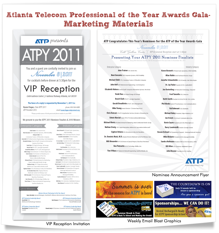 atlanta telecom professional of the year awards 2011 marketing