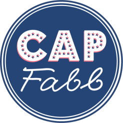 Capitol Area Fashion & Beauty Bloggers Logo