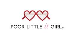 Poor Little It Girl - Fashion Blog. Logo Design and Branding.