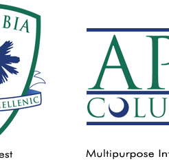 Columbia, South Carolina Alumnae Panhellenic Logo Suite
