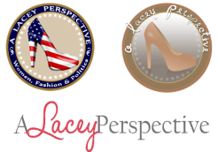 A Lacey Perspective - A fashion blog based in our Nation's Capital. Logo Evolution