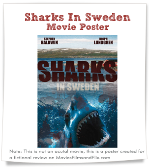 sharks in sweden poster_ madesigns