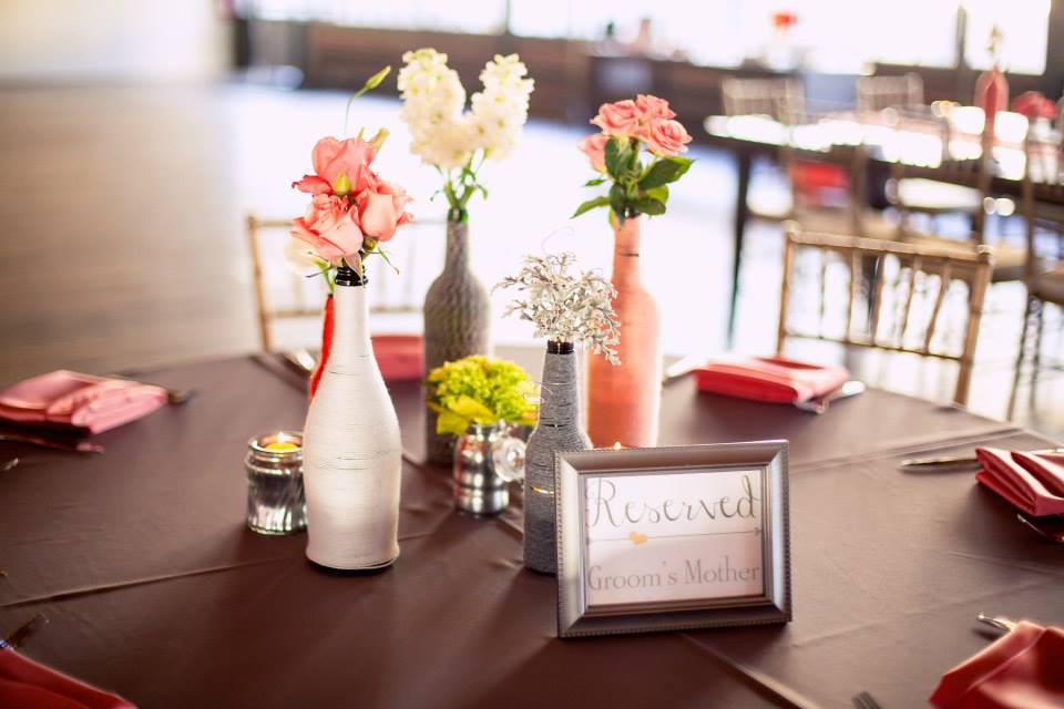 Wedding Details - Reserved Seating